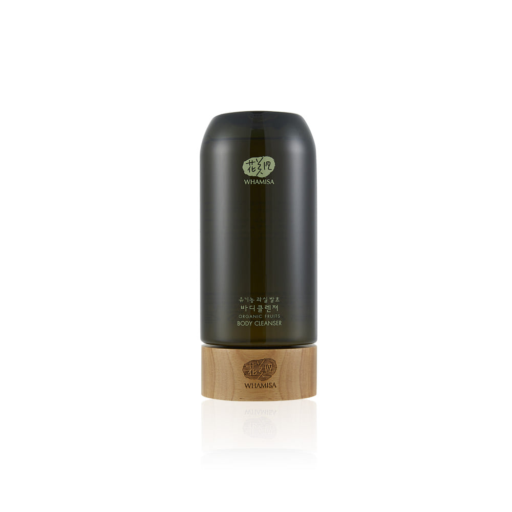 [WHAMISA] Organic Fruit Body Cleanser