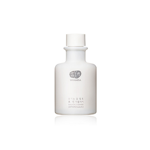 [WHAMISA] Organic Flower Lotion DoubleRich